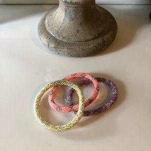 Lily Laura bracelets